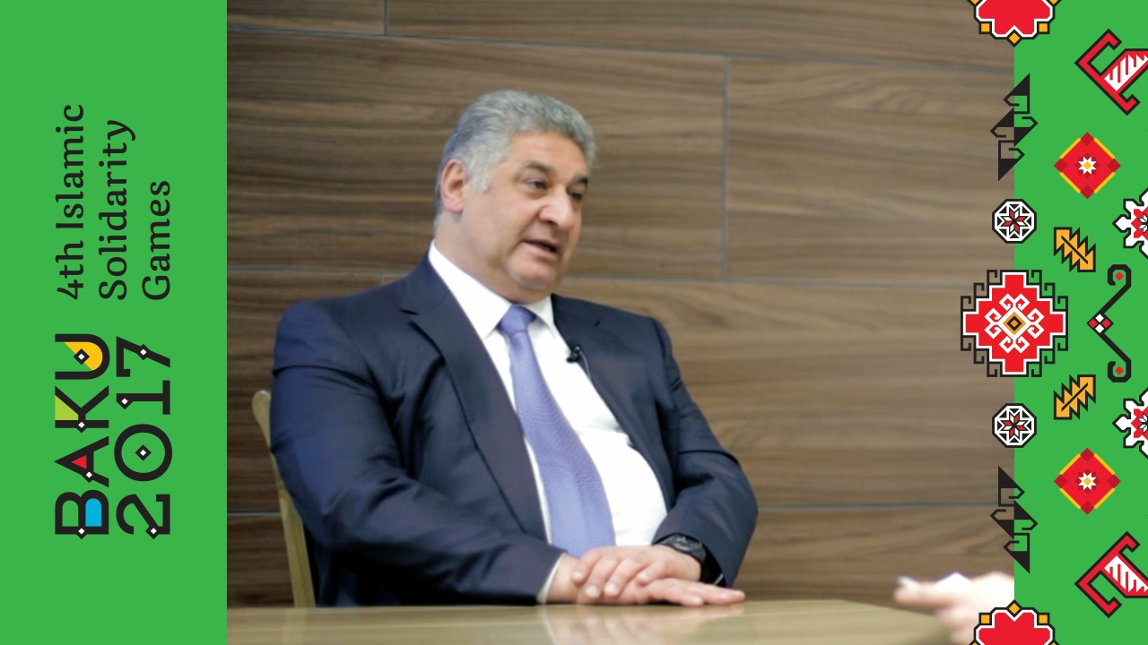 Interview with Azad Rahimov   Baku 2017 - YouTube