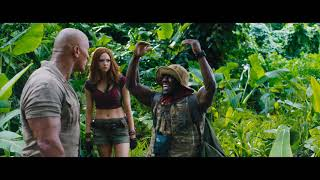 JUMANJI: BIENVENUE DANS LA JUNGLE: streaming #1 -  À l'affiche à Noël