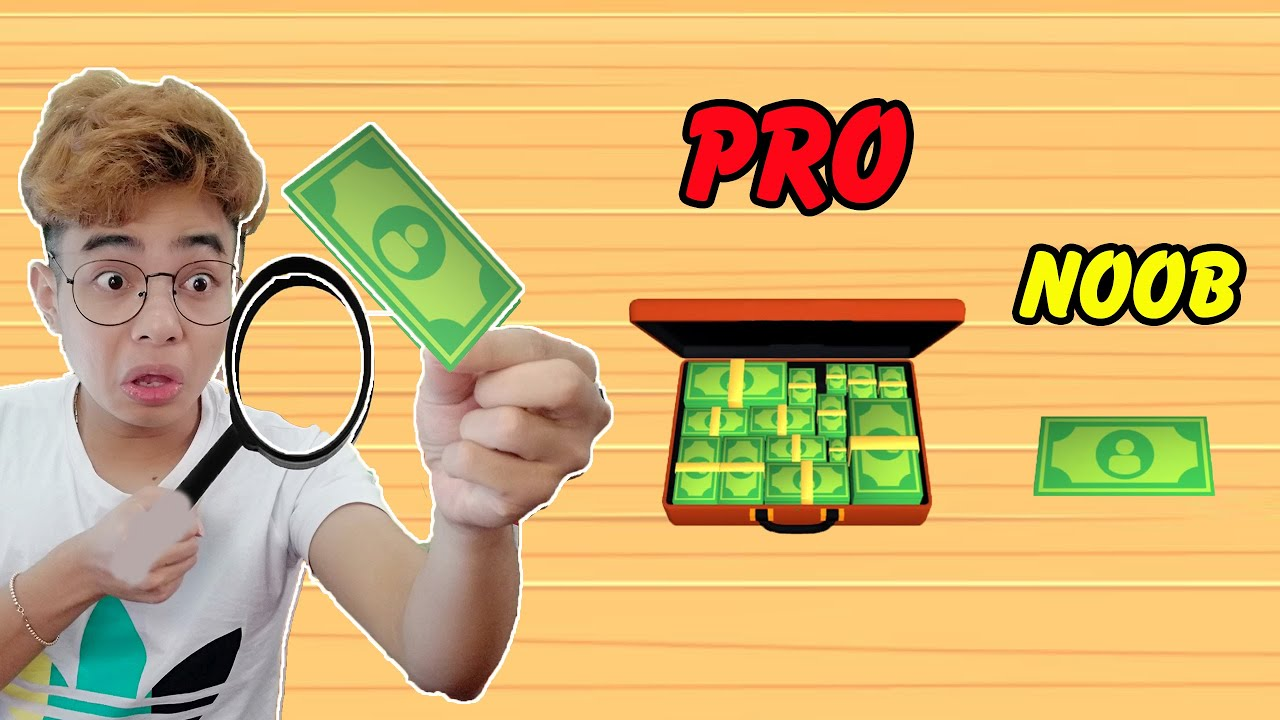 Thật Thật Giả Giả ThắnG Tê Tê Làm Nhân Viên Soi Tiền | Money Buster