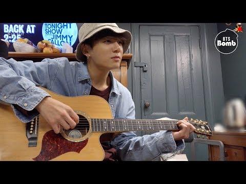 [BANGTAN BOMB] Let's play guitar! - BTS (방탄소년단)