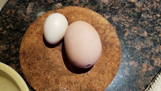 Pity The Chicken That Laid This Egg Inside An Egg