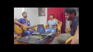 Ondhokar Ghore Kagojer Tukro Chire-Acoustic