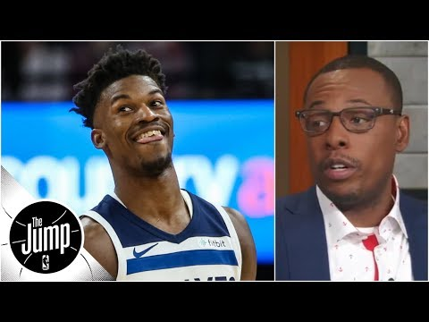 Paul Pierce: Jimmy Butler trade to Rockets would be better than my trade to Nets | The Jump