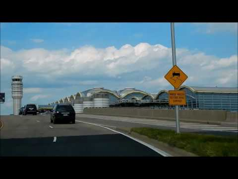 Drive U.S. Highway 1 to Reagan Washington National Airport
