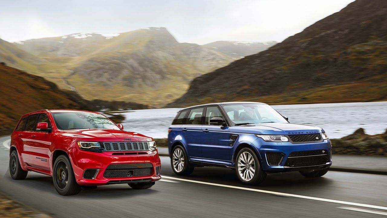 range rover sport vs jeep cherokee Explore the versatility of the 2018 ford explorer as it shows off its technology and  features in this comparison review call or visit homer skelton ford for a test.
