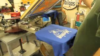 Hellbound Glory - Merica - Tshirts Printed for Rebel Soul Tour With Kid Rock