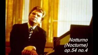 Gilels plays 20 Grieg Lyric Pieces - (III)