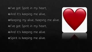 I've Got Spirit in My Hands