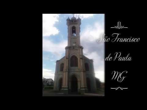 Paróquia de São Francisco de Paula, São Francisco de Paula, Minas Gerais.