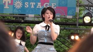 2017年7月22日 仙台市勾当台公園 山形県代表 早坂つむぎ推しカメラです ...