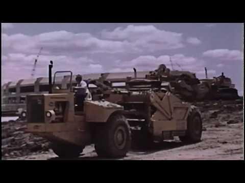 "Kansas City International Airport Construction Films - ""Target:1972"""