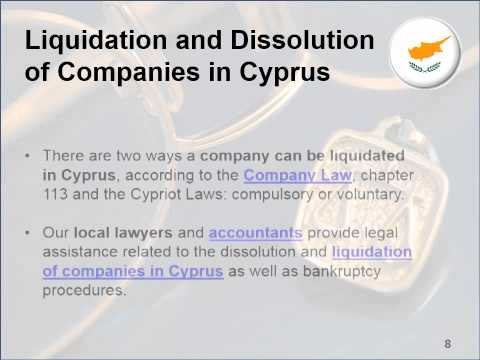 Legal Services in Cyprus
