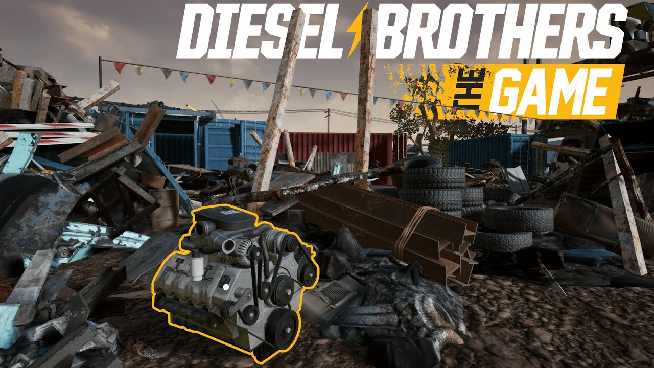 Diesel Brothers The Game Download – Download Full Version ...