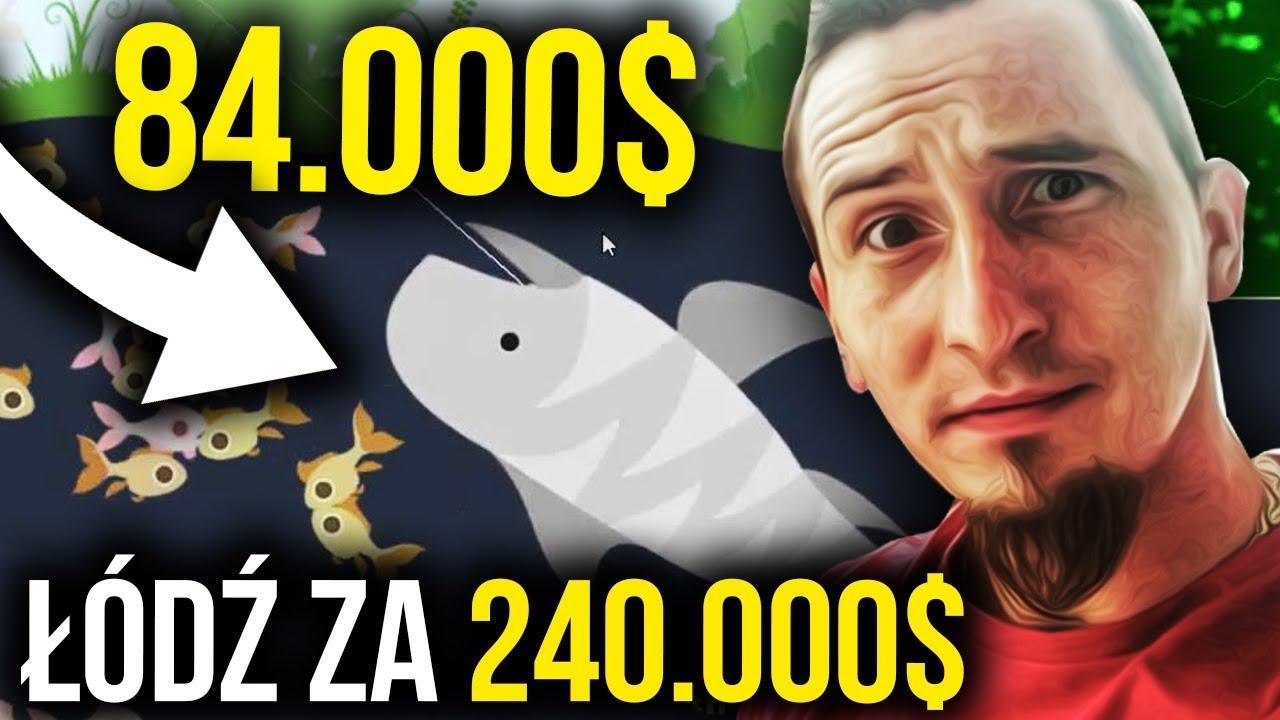 #13 Cat Goes Fishing – TIGER SHARK 84 000$ i nowa łódz za 240 000$