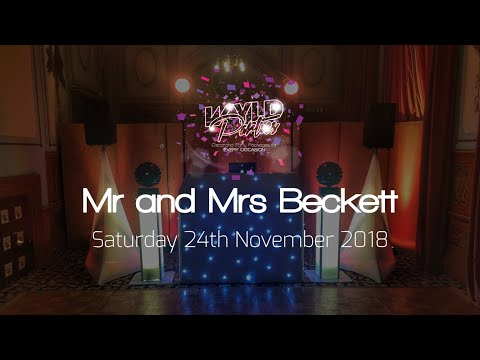 Wyld Parties Aftermovie - Mr and Mrs Beckett