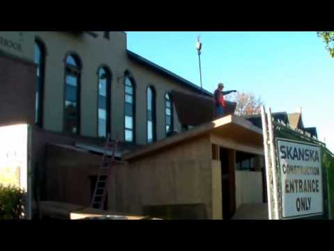SIPs Install at Bertschi School