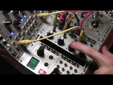 Modular Patching 1 - Blinds Crossfader
