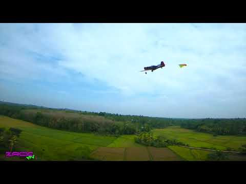 Chasing RC Planes On Independence Day 01