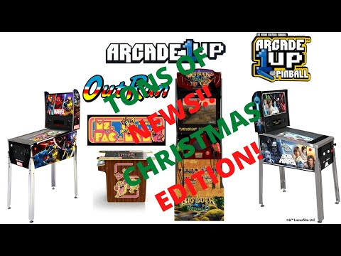 Arcade1up: Big Buck Delayed(again!) Ms. Pac-man and Outrun Updates and Arcade1up Pinball News from PsykoGamer