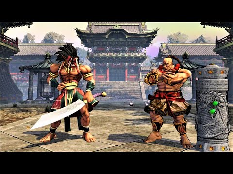 LEVEL 5 Tam Tam VS Wan Fu SAMURAI SHODOWN Hardest Battle Match
