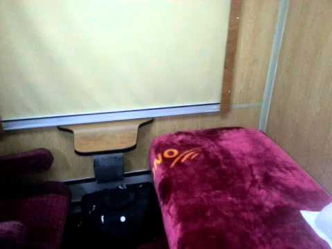 Train Hotel from Rabat to Oujda Morocco
