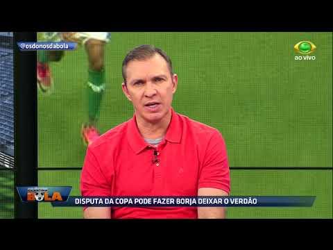 Velloso Sobre Borja: Palmeiras Pode Recuperá-lo
