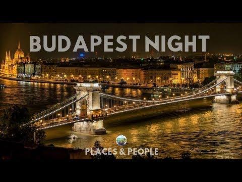 BUDAPEST - Hungary -    A Dream City   HD