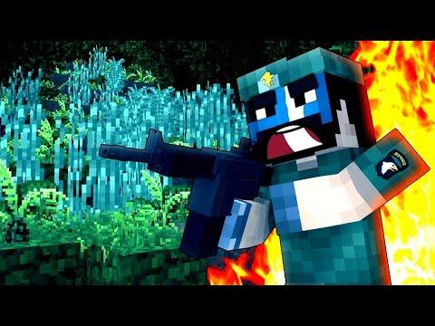 """NAMCRAFT - """"LOST IN BATTLE!"""" - 11 - (Minecraft Vietnam War Roleplay)"""