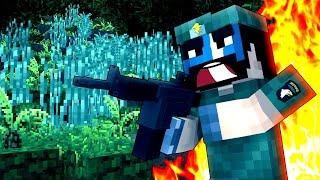 LOST IN BATTLE! - NAMCRAFT - 11 - (Minecraft Vietnam War Roleplay)
