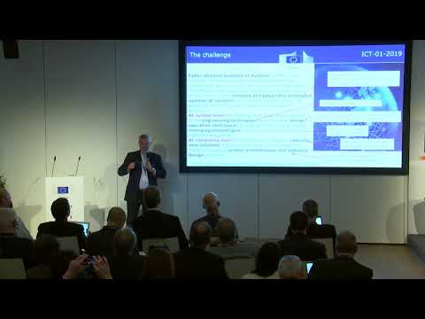 ICT2018 H2020 - Computing technologies and engineering methods for cyber-physical systems of systems