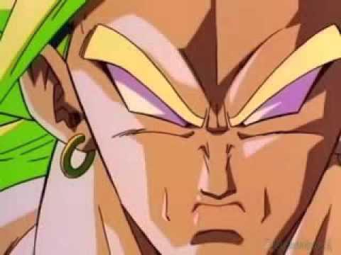 Goku vs brolin