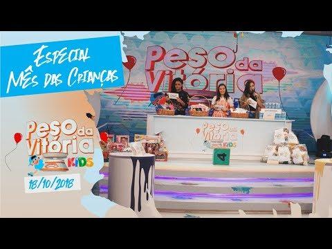 Peso Da Vitória Kids - 18/10/2018