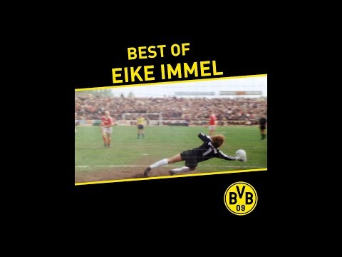 Best of BVB Legend Eike Immel | His sensational saves!