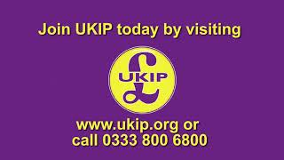 Gerald Stancey UKIP Oakham Statement Westminster March 2019