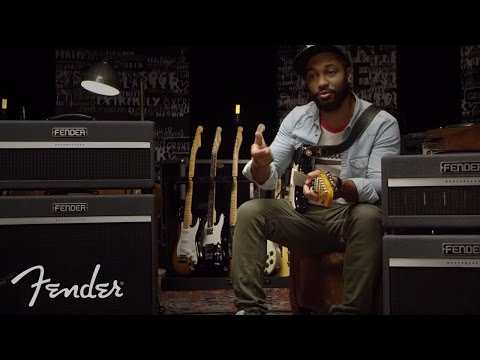 The Fender Bassbreaker Guitar Amplifier Series | There Are No Words | Fender
