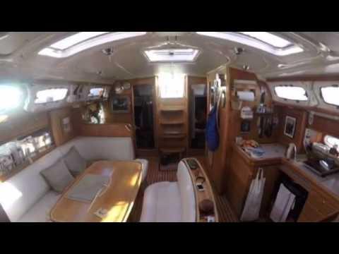 voilier a vendre bavaria 46 cruiser tour du monde youtube. Black Bedroom Furniture Sets. Home Design Ideas
