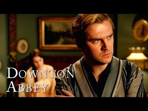Matthew Doesn't Trust Mary | Downton Abbey
