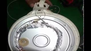 Cara Menyambung ulang elemen penghangat Rice cooker