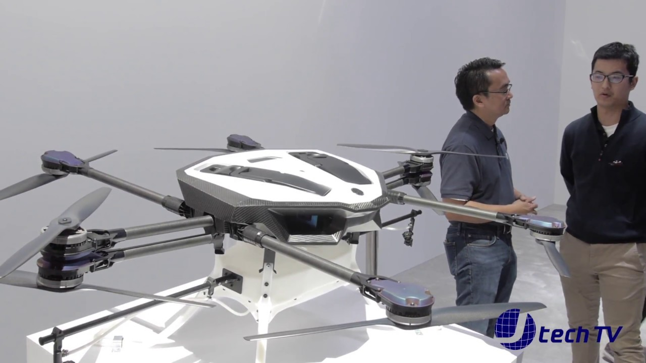 Yamaha Drone Youtube