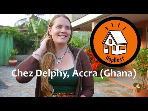 Hopineo presents Chez Delphy (Accra, Ghana)
