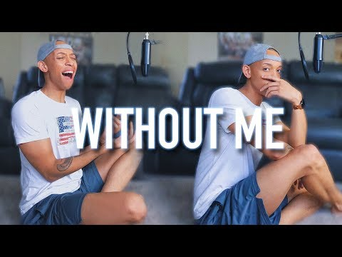 Halsey ft. Juice WRLD - Without Me (Cover)
