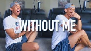 Halsey ft. Juice WRLD - Without Me (Cover) Video