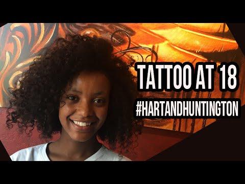 Tattoo At 18 | Hart And Huntington Orlando