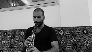 عزف كلارنيت حزين جدا /عبد اللطيف غازي