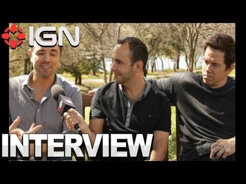 Ted - Seth Macfarlane and Mark Walberg Interview