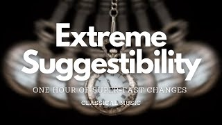 Be Extremely Suggestible for One Hour + Delta Waves - Classical Music