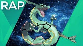 Rap de Rayquaza EN ESPAÑOL (Pokemon) - Shisui :D - Rap tributo n° 49