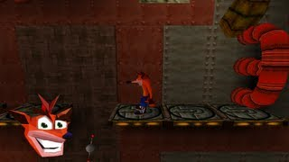 Let's Play Crash Bandicoot 1 Prototype: Part 19 - Heavy Machinery