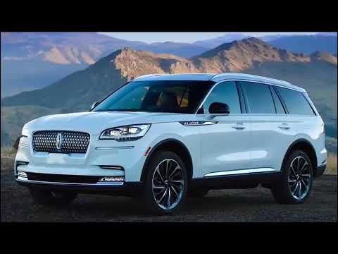 2020 LINCOLN AVIATOR SUV - First Drive & Review Technology