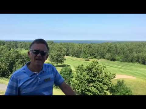 Baltic Sea PerryGolf Cruise at The Estonian Golf & Country Club in Tallinn, Estonia - PerryGolf.com